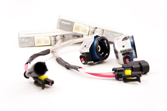 H11B/H9/H8 AMP: OEM HID System - DropGearz Motorsports