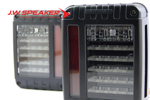 JW Speaker 279J Tail Lights (Jeep Wrangler) - DropGearz Motorsports
