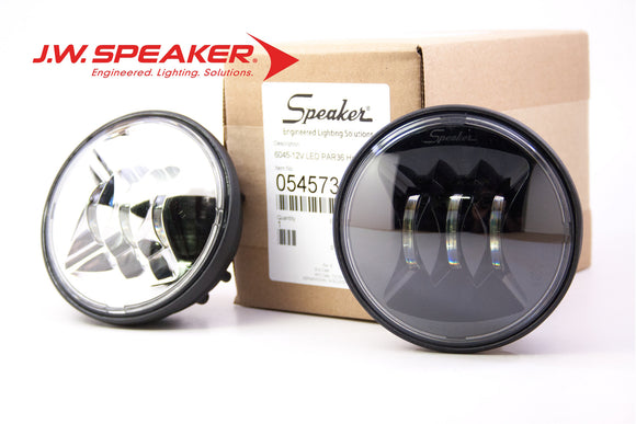 JW Speaker 6045 Fog Lights (PAR36) - DropGearz Motorsports