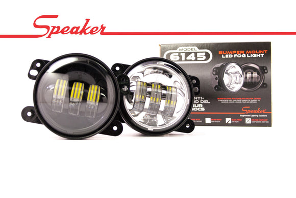JW Speaker 6145 Fog Lights - DropGearz Motorsports