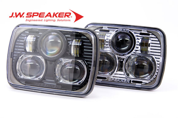JW Speaker 8900 Evolution 2 Headlights (5X7) - DropGearz Motorsports