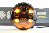 "Sealed7 2.0 BI-LED Headlights (7"" Round)"
