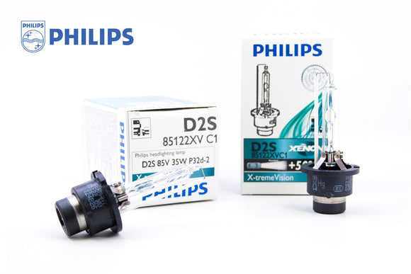 D2S: Philips 85122XV C1 Extreme Vision - DropGearz Motorsports