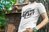 DropGearz DriveFast V2 Tee - Pre Order