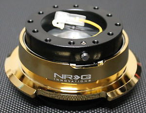 SRK 280BK C/GD GEN 2.8 BLACK BODY W/ GOLD RING