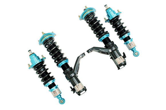 Honda Civic 01-05 (Excludes Si) - EZ II Series Coilovers - MR-CDK-HC01-EZII