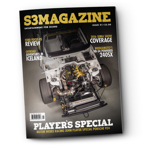 S3 Magazine: Individual Current Issue