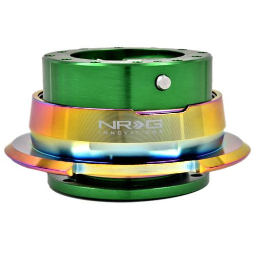SRK 280GN/MC GEN 2.8 GREEN BODY W/ NEOCHROME RING