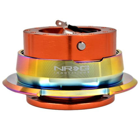 SRK 280OR/MC GEN 2.8 ORANGE BODY W/ NEOCHROME RING