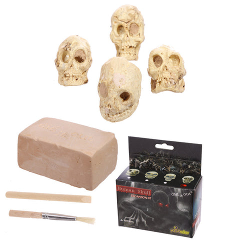 Fun Kids Skulls Dig it Out Kit - Moondial's Madness