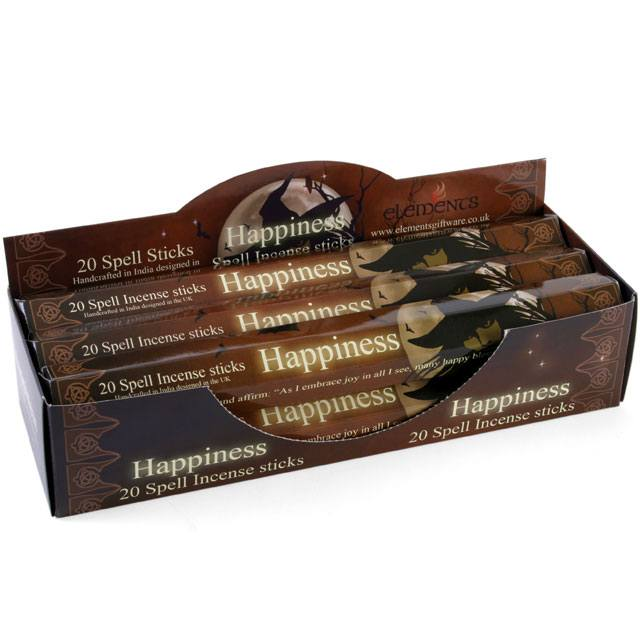Happiness Spell Incense Sticks
