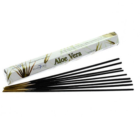Aloe Vera Premium Incense - Moondial's Madness