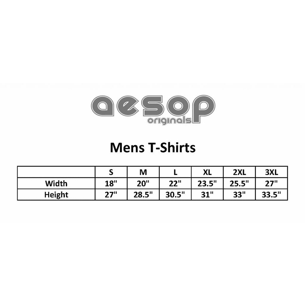 Men's Aesop Originals Tattoo Collector T-Shirt Ink Inked Tattooed Lifestyle