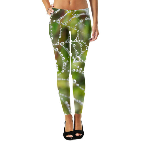 Women's Arctic Spiderweb Leggings