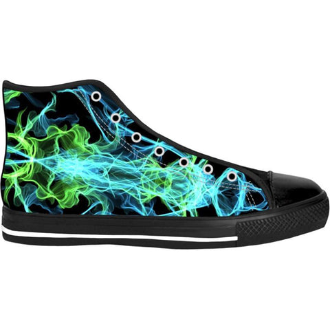 Unisex Be Mesmerized High Top Canvas Shoes