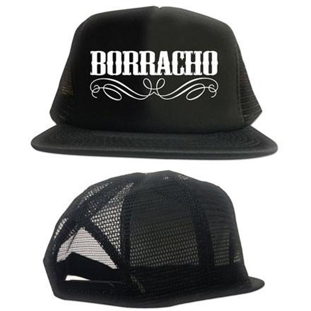 Cartel Ink Borracho Trucker Hat Booze Drinking Alchol Party