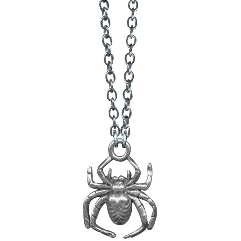 Classic Hardware Spider Rockware Necklace