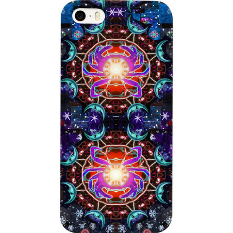 Crab Nebula Supernova  Phone Case