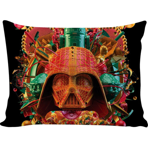 Digital Empire Pillow Case Multicolor