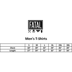 Men's Fatal Showdown T-Shirt White Girl Booty Western Gun Fight Streetwear