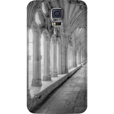 Mayhem Marilyn Gothic Arches Galaxy Case