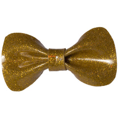 Kustom Voodoo Gold Hello Bow Retro Rockabilly Vintage Pinup