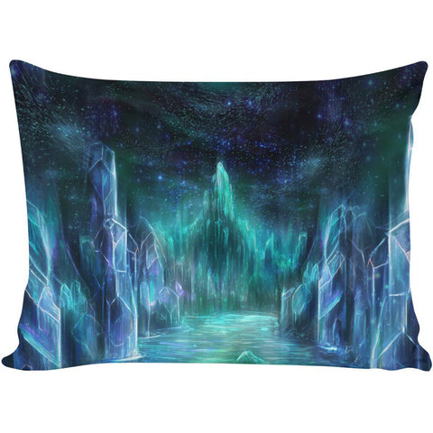 Midnight Realms Pillow Case