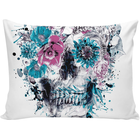 Memento Mori IX Pillow Case