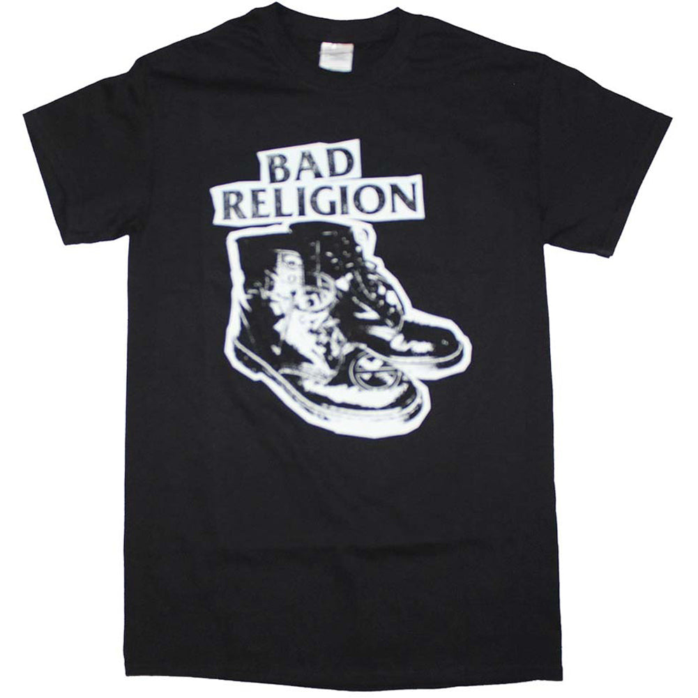 Men's Bad Religion Up the Punx T-Shirt Punk Rock Band Music