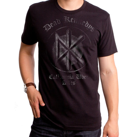 Mens Goodie Two Sleeves Dead Kennedys Classic Alles T-Shirt Black Punk Rock Band