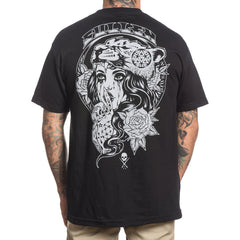 Men's Sullen Sacred Oath T-Shirt Black Tattoo Art Lifestyle Brand