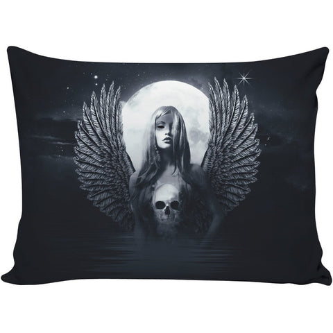 Midnight Angel Pillow Case