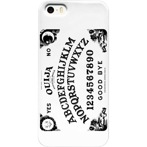 Mayhem Marilyn Ouija Board iPhone Case