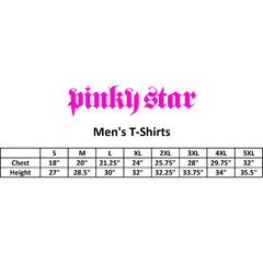Men's Pinky Star Sinners T-Shirt T-Shirt Alcohol Gambling Man's Ruin Vice