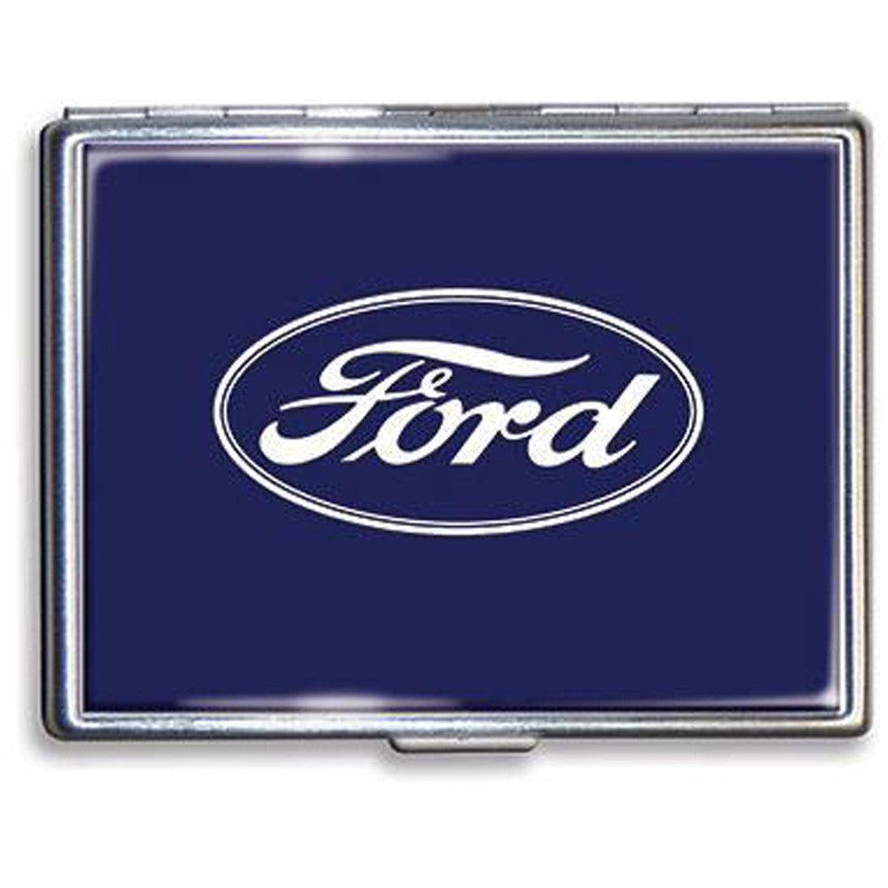 Retro-a-go-go! Ford™ Logo Wallet Case Retro Vintage Classic Car