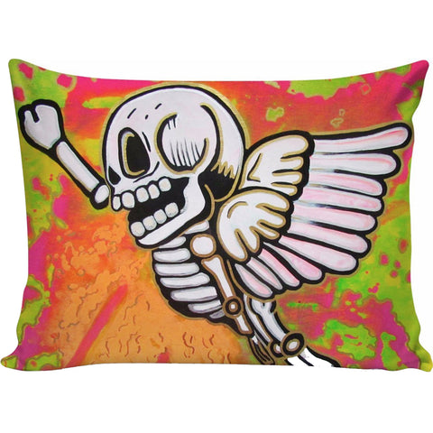 Super Bones Pillow Case