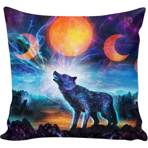 The Magic Howl Pillow