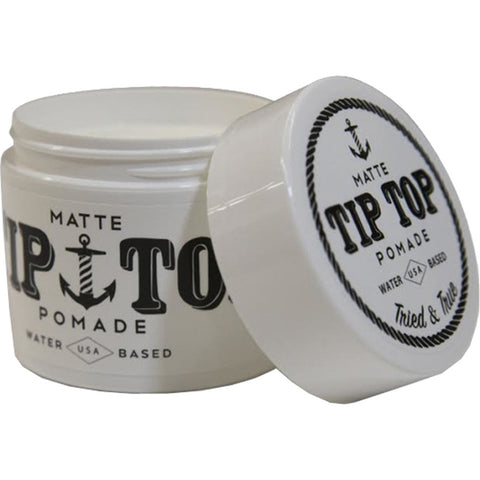 Tip Top Industries Matte Pomade Grooming Hair Styling
