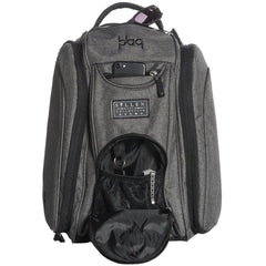 Sullen Blaq Paq Drone Globe Edition Grey/Black Tattoo Artist Backpack