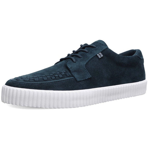 Unisex T.U.K. Suede EZC Shoes Navy
