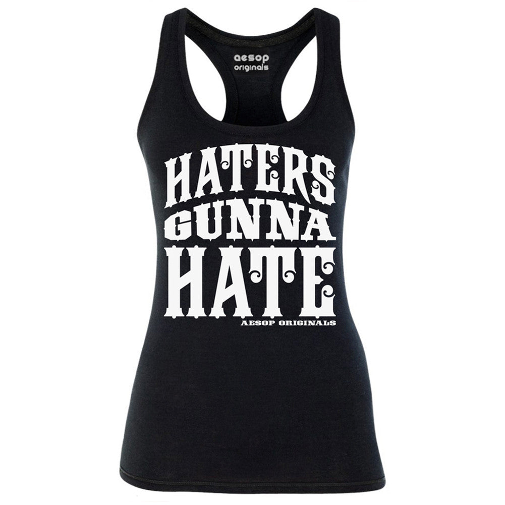 Women's Aesop Originals Haters Gunna Hate Tank Top