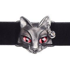 Alchemy of England Bastet Goddess Choker Cat Lover Goth