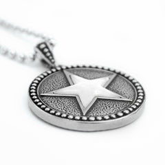 Controse Jewelry The Pentacle Necklace Pentagram Occult