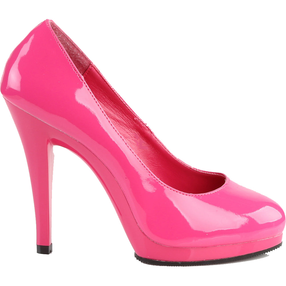 a79cc7de883a Women s Fabulicious Flair-480 Platform Stiletto Heel Pump Hot Pink Sexy Heel