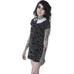 Women's Folter RIP Dress Black