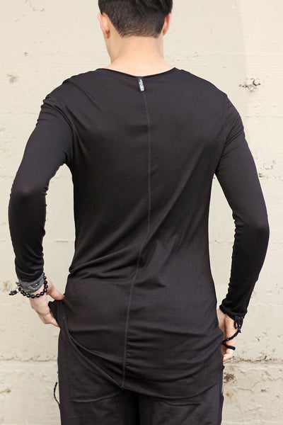 Black DTE Long Sleeve