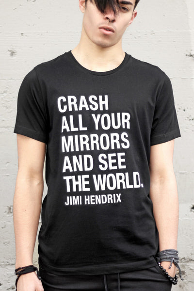 Crash All Your Mirrors Tee