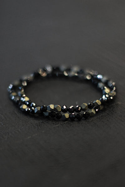 SPINEL Double Wrap Bracelet