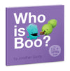 Who is Boo? - An Iz and Norb Children's Book