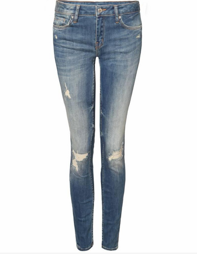 Madison Repair Skinny Jean
